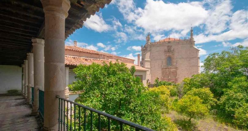 Casa Palacio del Duque de Alba en Coria. Cáceres